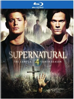 Supernatural - Season 4 (4 Blu-rays)