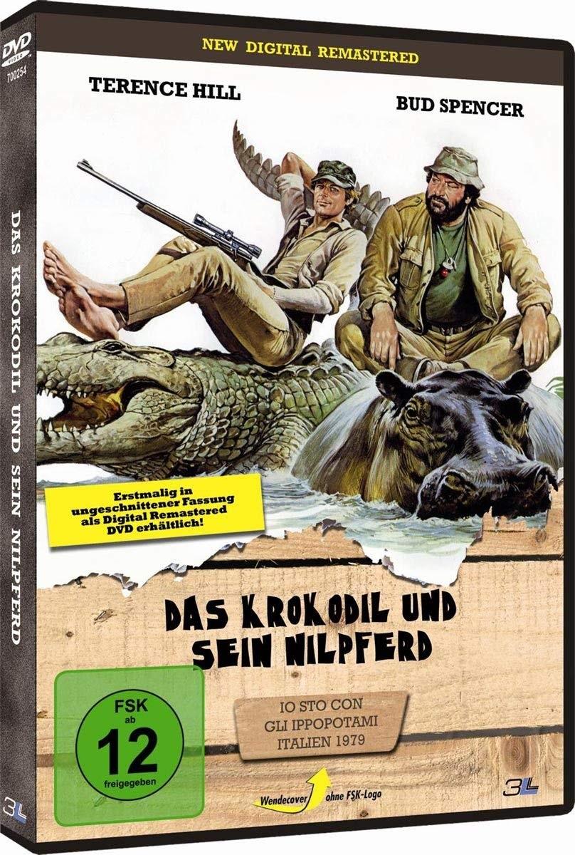 Bild Das Krokodil und sein Nilpferd (1979) - (New digital remasterd)