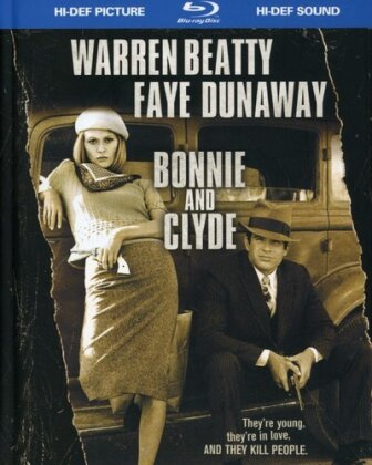 Bonnie and Clyde - (Remastered, Digibook) (1967)