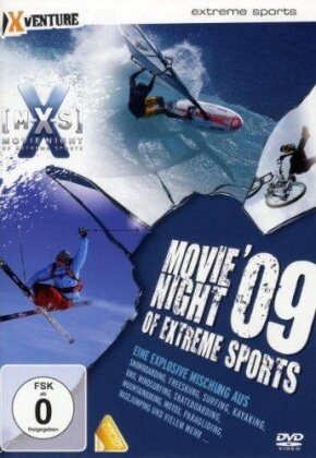 Movie Night of Extreme Sports 2009