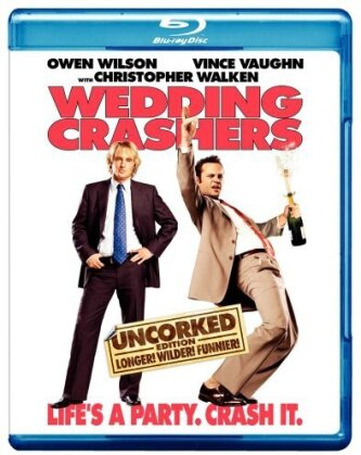 Wedding Crashers (2005) (Unrated, 2 Blu-rays)