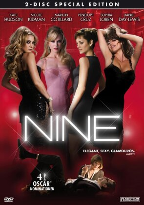 Nine (2009) (Special Edition, 2 DVDs)