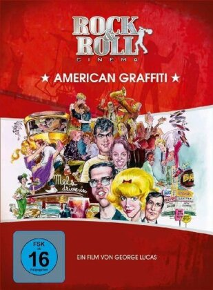 American Graffiti (1973) (Rock & Roll Cinema 4)
