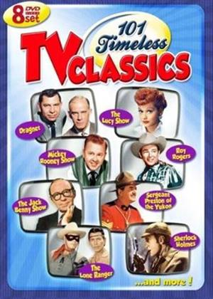 101 Timeless TV Classics (8 DVDs)