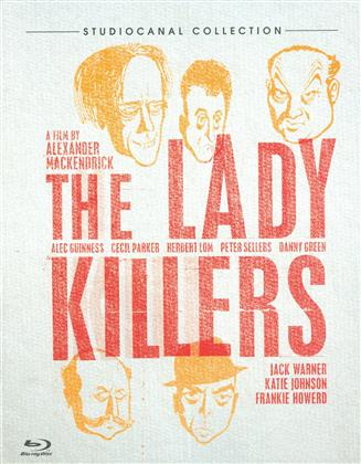 The Ladykillers (1955) (Studiocanal Collection, Digibook)