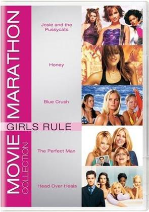 Girls Rule Movie Marathon Collection (3 DVDs)