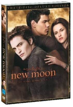 Twilight 2 - New Moon (2009) (Deluxe Edition, 3 DVDs)