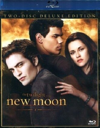 Twilight 2 - New Moon (2009) (Deluxe Edition, 2 Blu-rays)
