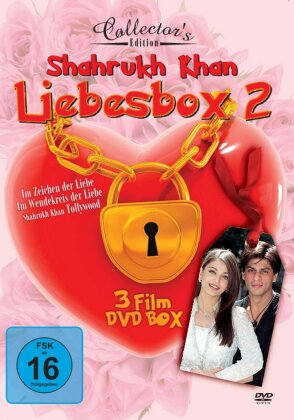 Shahrukh Khan Liebes Box 2 (Collector's Edition)
