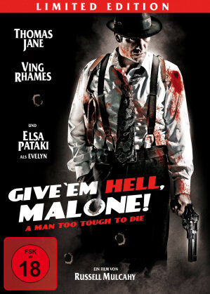 Give 'Em Hell, Malone! (2009) (Limited Edition, Steelbook)