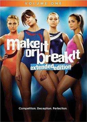 Make It Or Break It - Vol. 1 (Extended Edition, 2 DVDs)