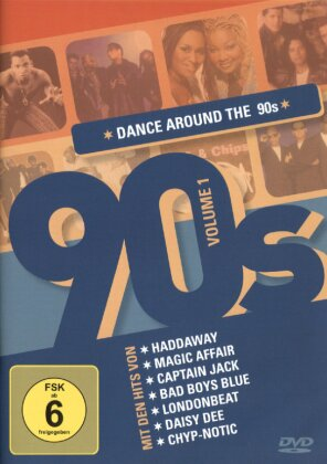 Various Artists - Dance around the 90's - Vol. 1