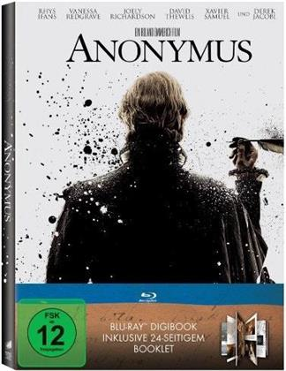 Anonymus (2011) (Limited Edition, Mediabook)