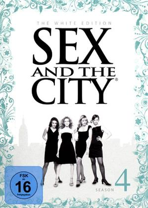 Sex and the City - Staffel 4 (White Edition, 3 DVDs)