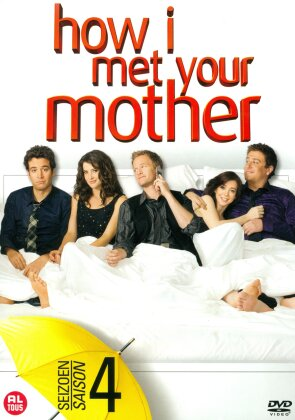 How I met your mother - Saison 4 (3 DVDs)