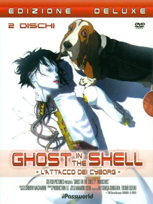 Ghost in the Shell 2 - L'attacco dei Cyborg (2004) (Deluxe Edition, 2 DVD)