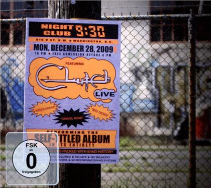 Clutch - Live at the 9:30 (2 DVDs)