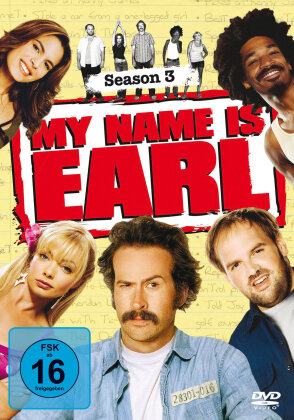 My name is Earl - Staffel 3 (4 DVDs)