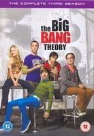 The Big Bang Theory - Season 3 (3 DVDs)