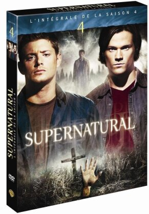 Supernatural - Saison 4 (6 DVDs)