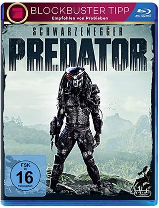 Predator (1987) (Ultimate Hunter Edition, Remastered)