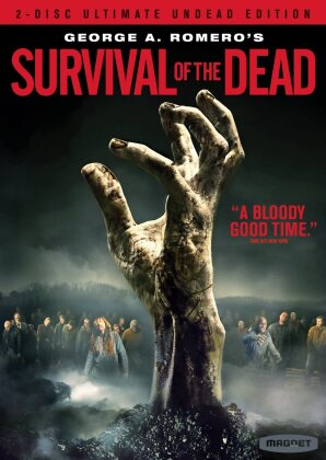 Survival of the Dead (2009) (Ultimate Edition, 2 DVD)
