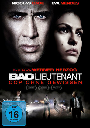 Bad Lieutenant - Cop ohne Gewissen (2009) (Single Edition)