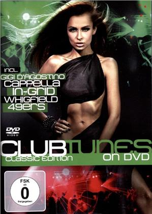 Various Artists - Clubtunes on DVD - Italian Chart Hits