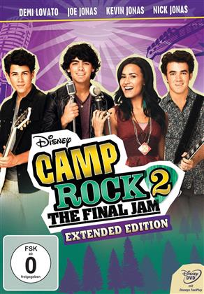 Camp Rock 2 - The Final Jam (2010) (Extended Edition)