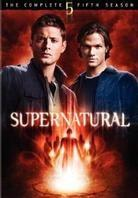 Supernatural - Season 5 (6 DVDs)