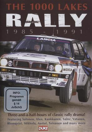 The 1000 Lakes Rally - 1985 - 1991