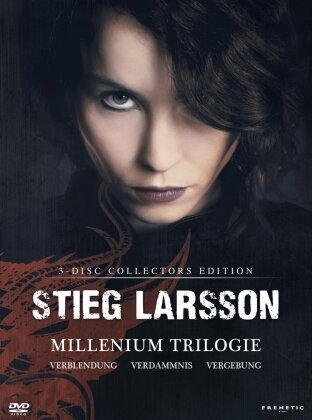 Millenium Trilogie (Collector's Edition, 4 DVDs)