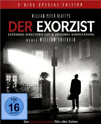 Der Exorzist (1973) (Extended Director's Cut, Kinoversion, 2 Blu-rays)
