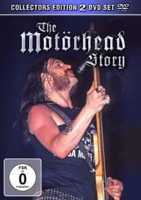 Motörhead - The Motörhead Story (Collector's Edition, 2 DVDs)