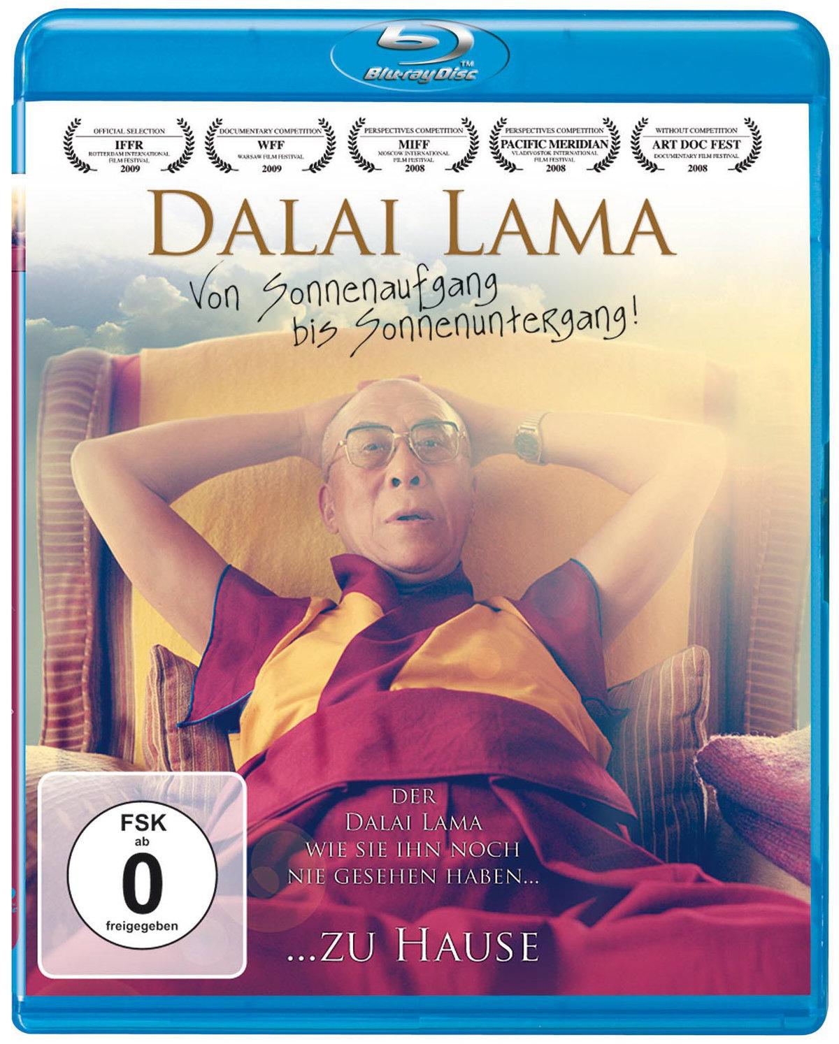 Dalai Lama (2008) - Von Sonnenaufgang bis Sonnenuntergang!