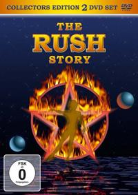 Rush - The Rush Story (Collector's Edition, 2 DVDs)