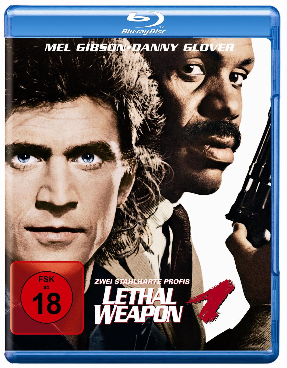 Lethal Weapon 1 (1987) - Zwei stahlharte Profis (Neuauflage)