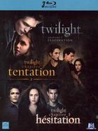 Twilight - Chapitre 1-3 (Limited Edition, 3 Blu-rays)