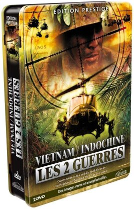 Vietnam / Indochine - Les 2 guerres (Deluxe Edition, 2 DVDs)