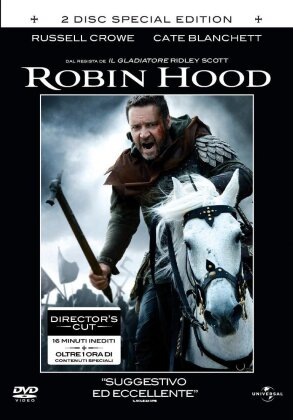Robin Hood (2010) (Director's Cut, Special Edition, 2 DVDs)