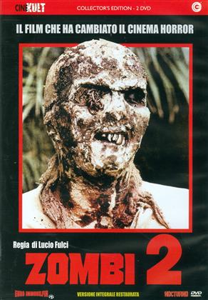 Zombi 2 (1979) (Cine Kult, Collector's Edition, 2 DVDs)