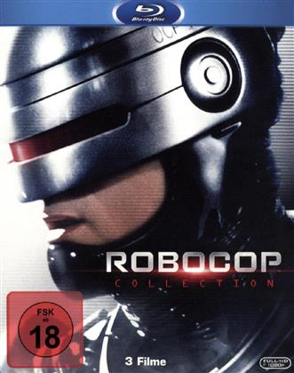 Robocop Collection (3 Blu-rays)
