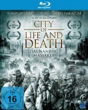 City Of Life And Death - Das Nanjing Massaker (2009) (s/w)