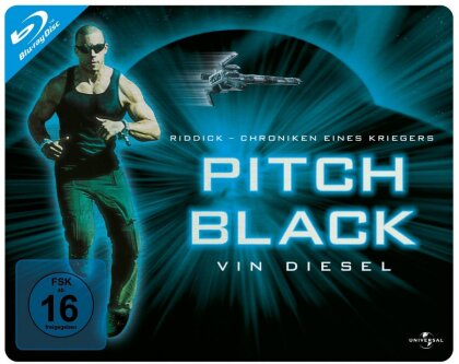 Pitch Black - (Querformat) (2000) (Steelbook)