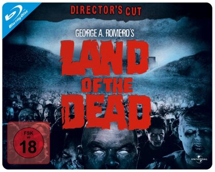 Land of the dead - (Querformat) (2005) (Steelbook)