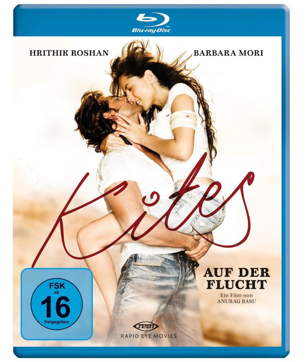 Kites (The Remix & Long Version) - Auf der Flucht