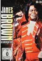 James Brown - An American Icon (DVD + 2 CDs)