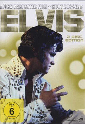Elvis - The King: Sein Leben (1979) (Limited Edition, 2 DVDs)