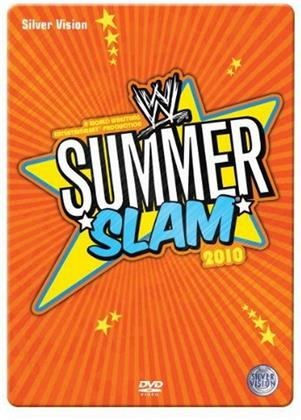 WWE: Summerslam 2010 (Steelbook)