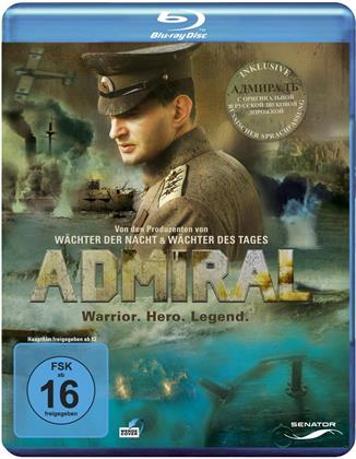 Admiral - Warrior. Hero. Legend. (2008)